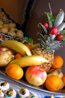 Free Exotic Fruits Stock Photography - 1768902