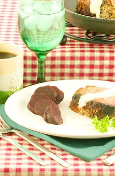 Free Pork Tenderloin Stock Photography - 1769272