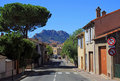 Free Roquebrune And La Massif 153 Stock Photography - 17601842