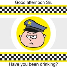 Free Policeman Stock Image - 17600231
