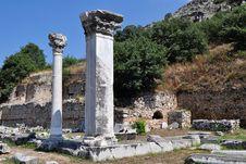 Free Unique Philippi Archaeological Site, Greece Europe Stock Image - 17601841