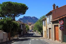 Free Roquebrune And La Massif 153 Stock Photography - 17601842