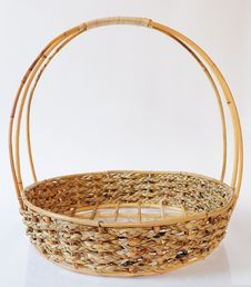 Free Basket Royalty Free Stock Photo - 17601865