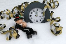 New Years Eve Royalty Free Stock Photography