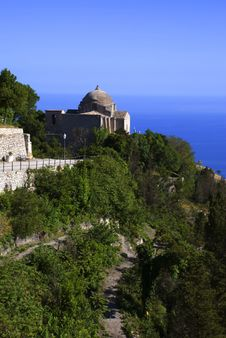 Erice (Sicily) Stock Images