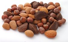 Free Mixed Nuts Stock Images - 17602664
