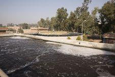 Free Water Treatment Plant Stock Photos - 17603133