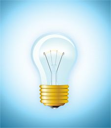 Free Vector Bulb Stock Image - 17604081