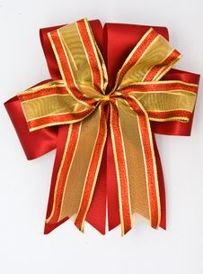 Free Gift Bow Royalty Free Stock Images - 17606389