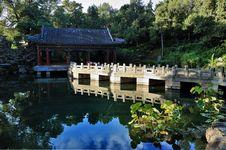 Free Garden  In Beijing  Summer Palace Stock Photo - 17606880