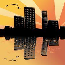 Free City Stock Image - 17606981