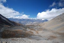 Free Annapurna Landsacpe -  Nepal Royalty Free Stock Image - 17607166