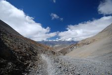 Free Annapurna Landsacpe -  Nepal Stock Image - 17607181