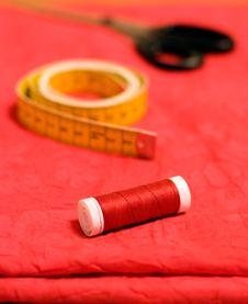 Free Needlework Still Life Stock Images - 17608814
