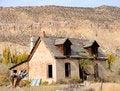 Free Abandonded Farmhouse Royalty Free Stock Image - 17615986