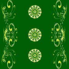 Free Vector Eps10. A Monophonic Background Of Wallpaper Stock Image - 17610801