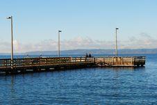 Free Pier Stock Image - 17611221