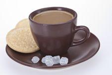 Free Hot Coffee Stock Image - 17611411