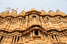 Free Jail Temple, Jaisalmer Stock Photos - 17611463