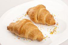 Free Croissant Stock Image - 17611681