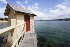 Free Shed On Water Stock Photos - 17612863