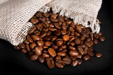 Free Coffee Baens Royalty Free Stock Image - 17613996