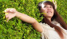 Free Beautiful Girl Outdoor Stock Photo - 17614030