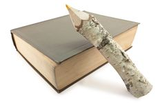 Free Old Book Stock Image - 17615321