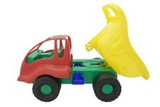 Free Toy Truck Royalty Free Stock Photography - 17615357