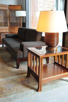 Free Hotel Lobby Stock Photo - 17615420