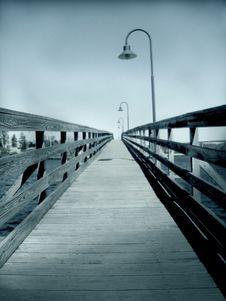 Free Bridge Over The Severne Stock Photos - 17617463