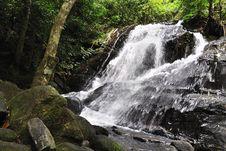 Free Thailand Waterfall Royalty Free Stock Photo - 17617475
