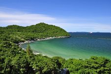 Free Seascape In Thailand Royalty Free Stock Image - 17617936