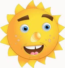 Free Sun Stock Photo - 17618960