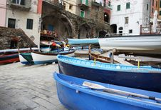 Free Riomaggiore Stock Image - 17618991