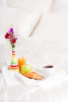 Free Beautiful Breakfast Royalty Free Stock Photo - 17619395