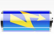 Free Beautiful  Batteries. Royalty Free Stock Image - 17619416