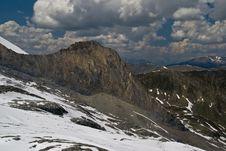Free Tuxer Glacier/ Tuxer Alps, Austria Royalty Free Stock Image - 17619686