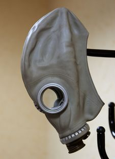 Free Gas Mask Stock Photography - 17619752