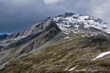 Free Pfitscher Joch,  Zillertaler Alps, Austria Stock Images - 17619834