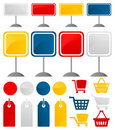Free Icons Of Sales3 Royalty Free Stock Photo - 17628125