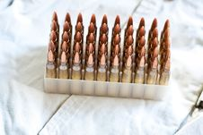Free Ammo Stock Photo - 17620970