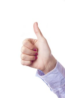 Free Thumbs Up Stock Images - 17621344