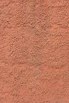 Free Orange Textured Wall Stock Photos - 17623003