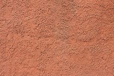 Free Orange Textured Wall Royalty Free Stock Photography - 17623017