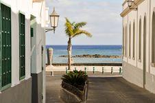 Free Lanzarote - Charmful Street Royalty Free Stock Image - 17623176