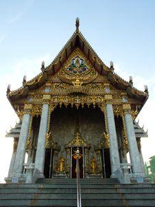Free Thailand Temple : Wat Hua Lum Phong Stock Photography - 17623392