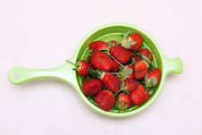 Free Ripe Red Strawberries Stock Images - 17624604