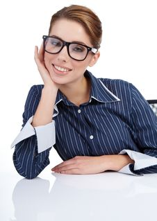 Free Businesswoman Royalty Free Stock Photography - 17625537