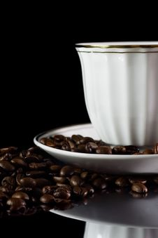 Free Cup Of Coffee Royalty Free Stock Images - 17625929